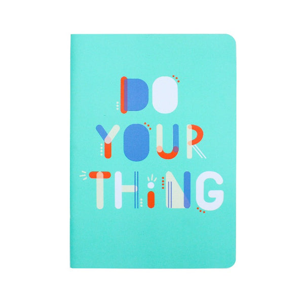 Do Your Things Diary