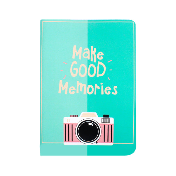 Make Good Memories Diary