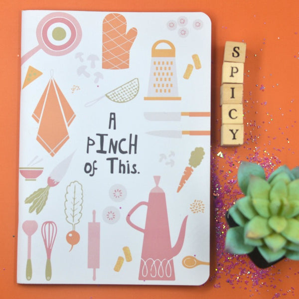 A Pinch Of This Diary