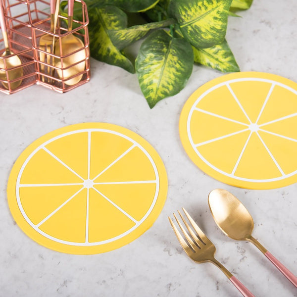 Fruity Insulation Mats (Set of 2)