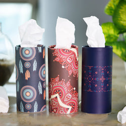 Designer Tissue Box (Set of 3)