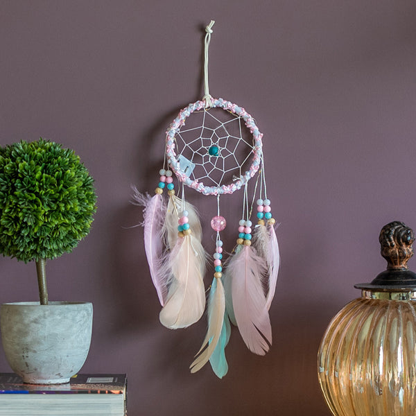 Multi - Color Dream Catcher (With Lights)