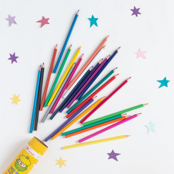Color Pencil (Set of 24)