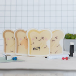Toast - Writing Pad with Marker