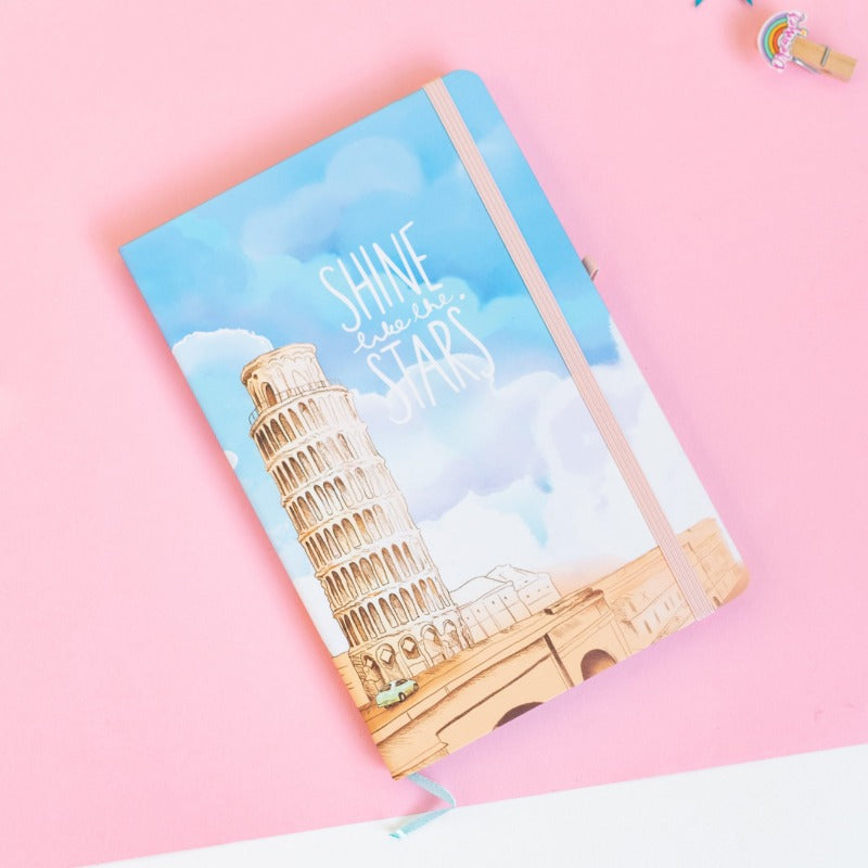 Wonders of the World Notebooks (HardCover)