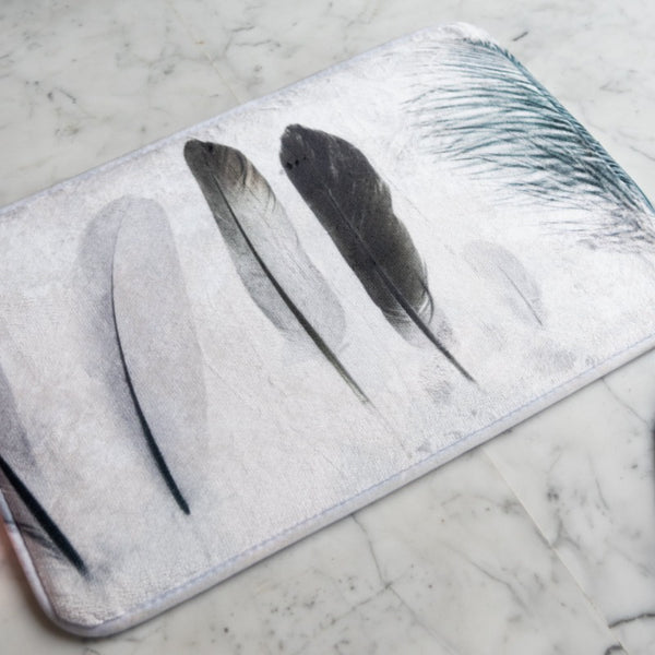 Feather Lite Anti - Slip Doormat