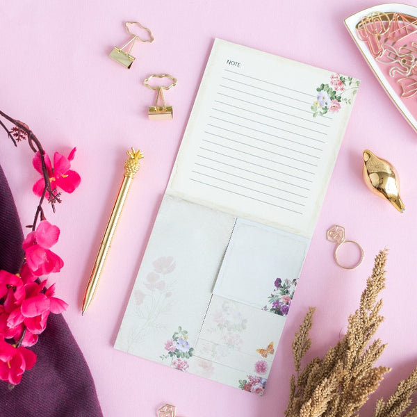 Florid Sticky Note Set