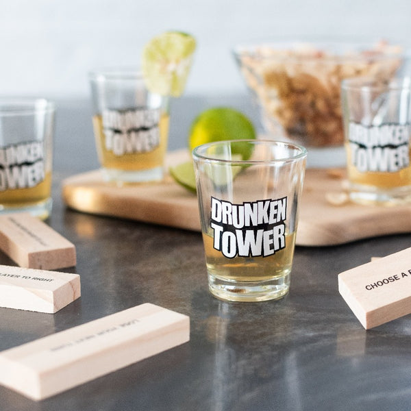 Drunken Tower Game Set