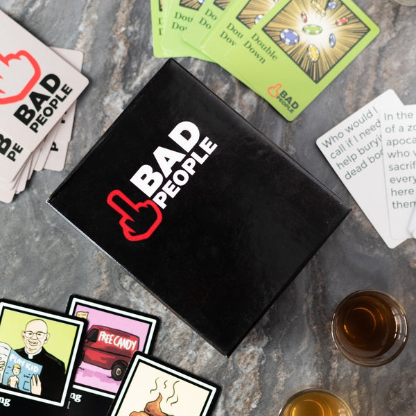 Bad People (Drinking Game)
