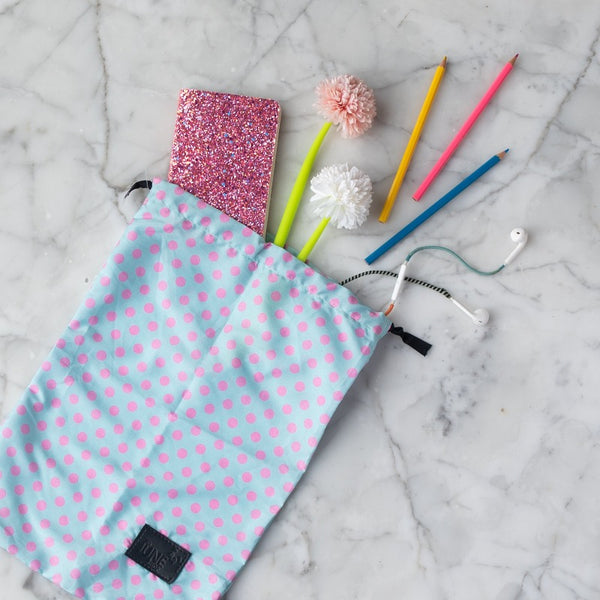 Polka Dots - Utility Bag