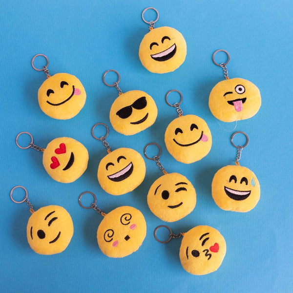 Emoji Keychain (Assorted)