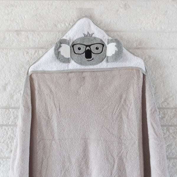 Baby Hooded Towel - Koala Bear