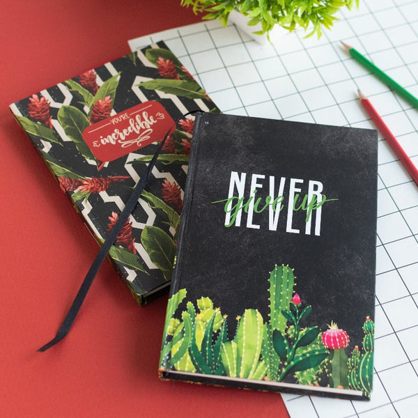 Self Affirmation Notebooks (Hard Cover)
