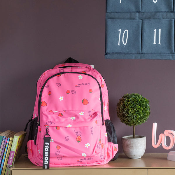 Strawberry Laptop Backpack
