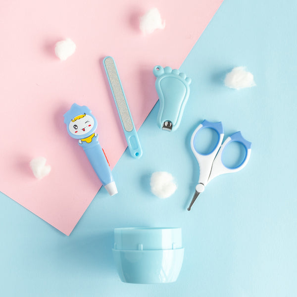 Baby Mani /Pedi Kit Set