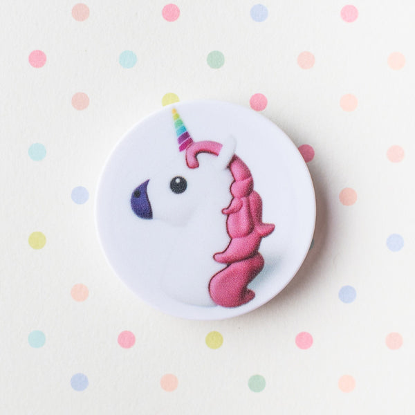 Cute Unicorn Pop Socket