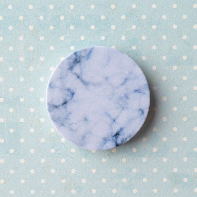 Marble Print Pop Socket