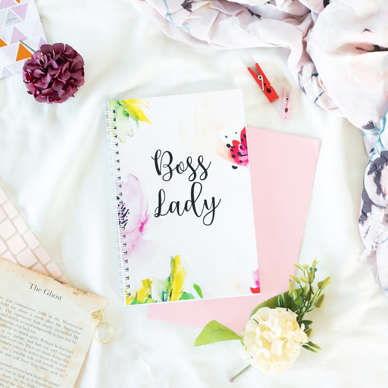 Boss Lady - Wiro Notebook