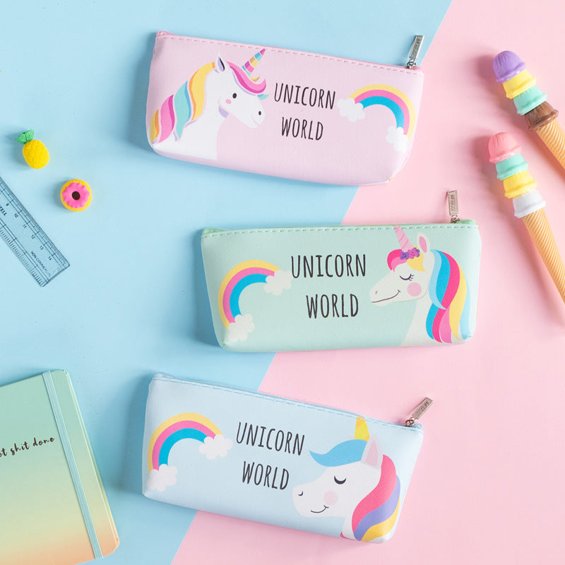 Unicorn Pencil Pouch