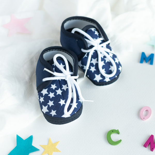 Star Print Baby Anti-Slip Shoes