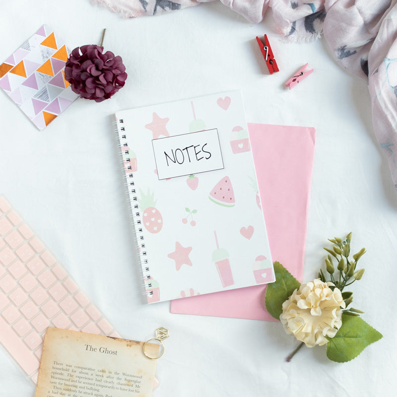 Watermelon Star - Wiro Notebook