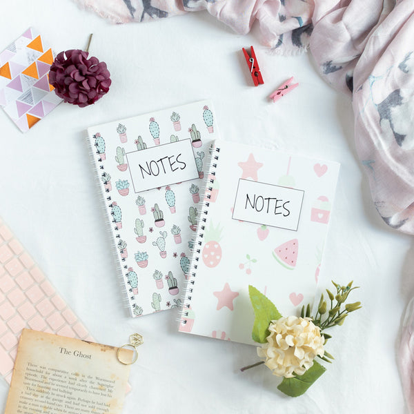 Cactomelon (Set of 2) - Wiro Notebook