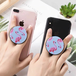 Flamingo Pop Socket