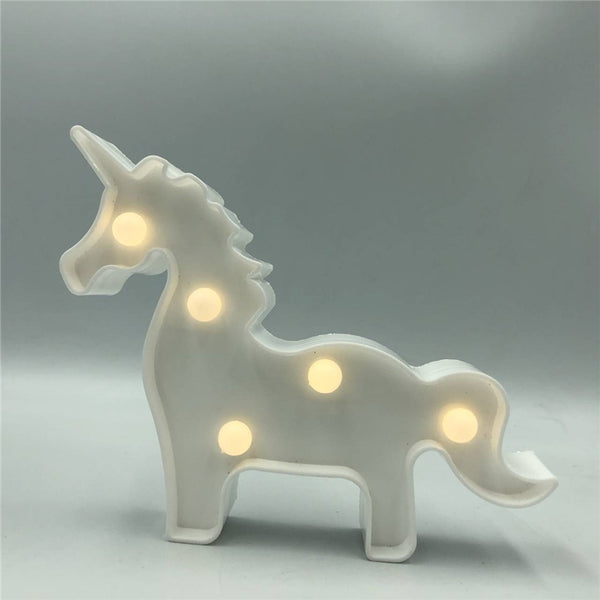 Unicorn - Marquee Light