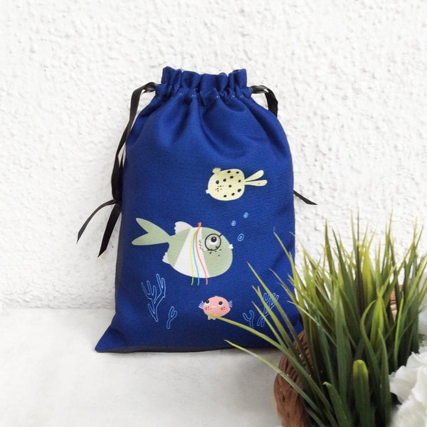 MY HANDY BAG (FISH & DOG) - Pack of 2