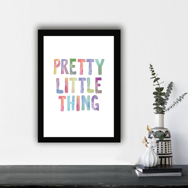 Pretty Little Thing - Photo Frame