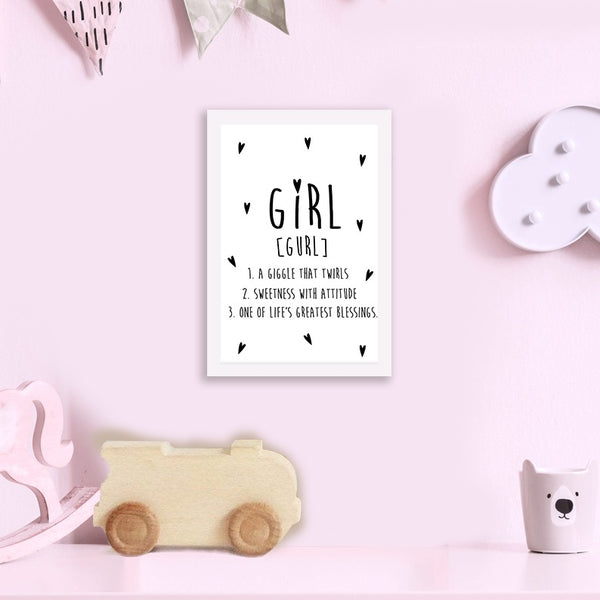 Girl  - Photo Frame