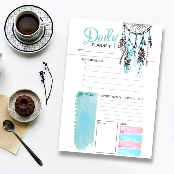Dream Catcher - Daily Planner