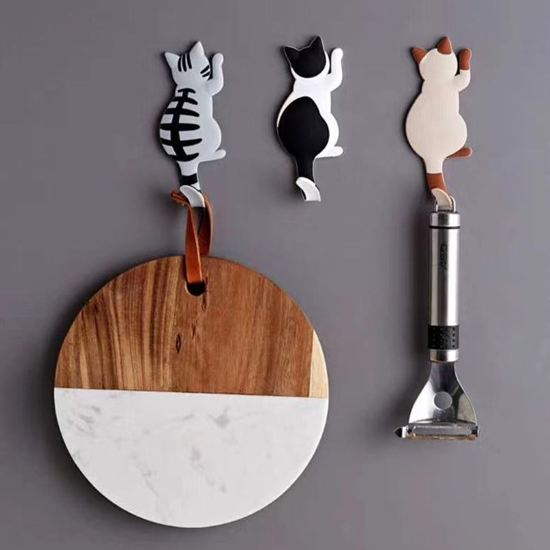 Cute Animal Sticky Hook