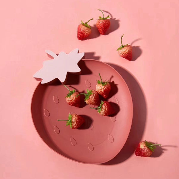 Strawberry Serving Plate