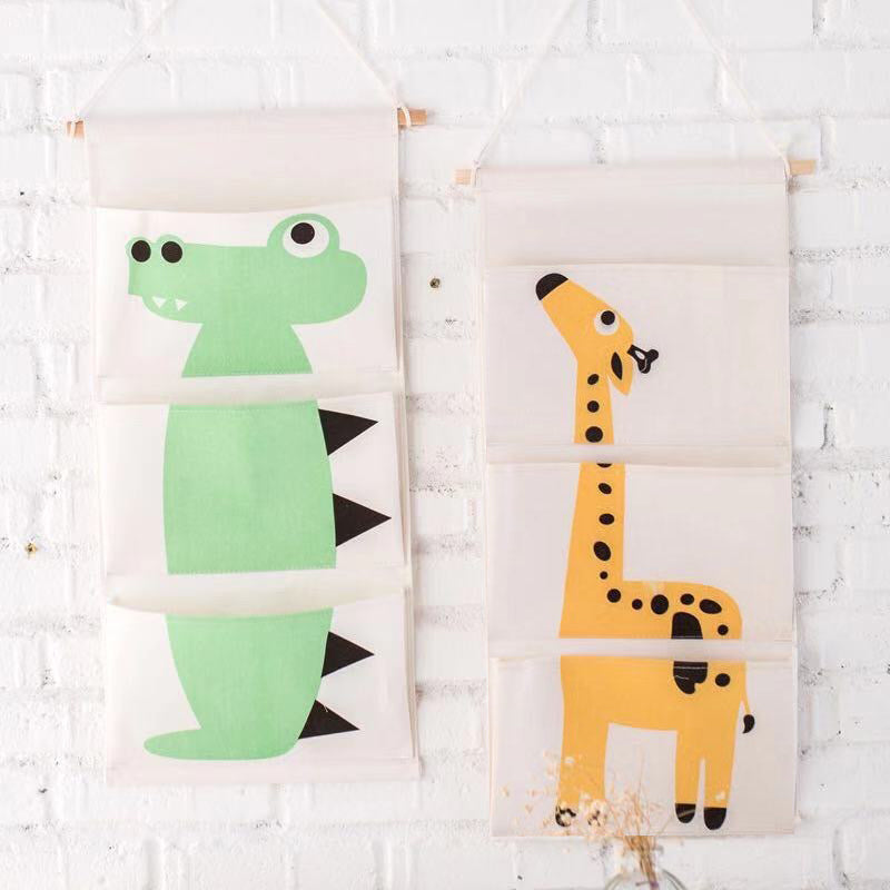 Character Hanging Organizers - The June Shop