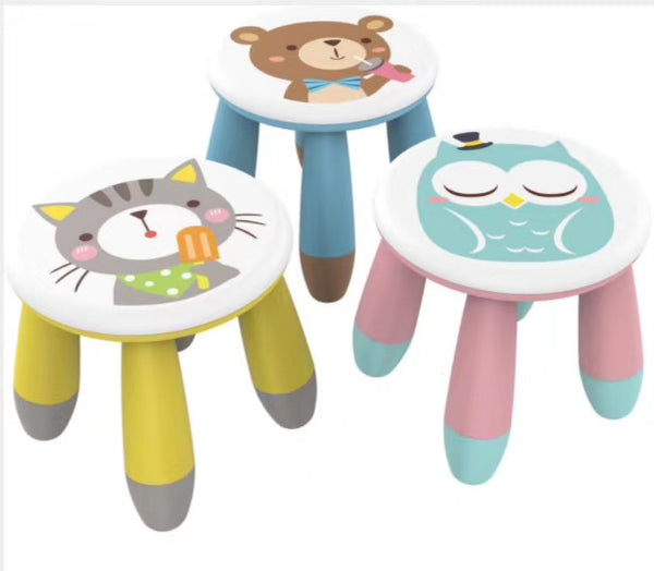 Character Kids Stool - The June Shop