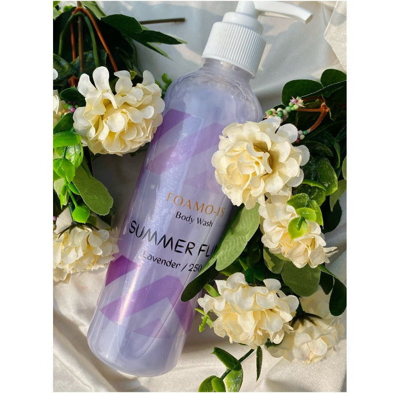 Pearly Lavender Body Wash - Summer Fling