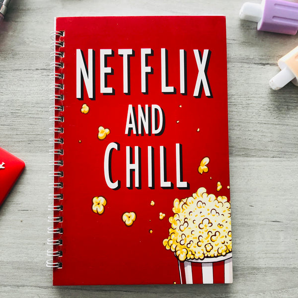 Netflix & Chill - Wiro Notebook