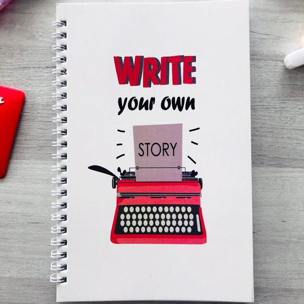 Write Your Own Story - Wiro Notebook