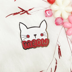 The Meow Pin