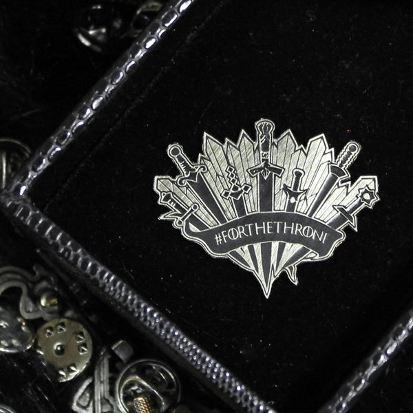 The Throne Pin