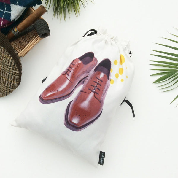 MEN'S SHOE BAGS (TRIPLE SCORE) - Pack of 3