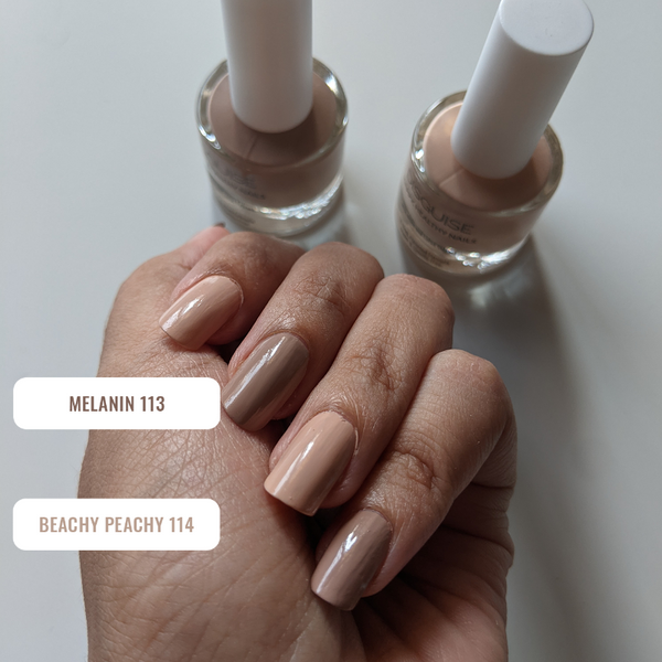 Happy, Healthy Nails- Nail Polish- Melanin 113