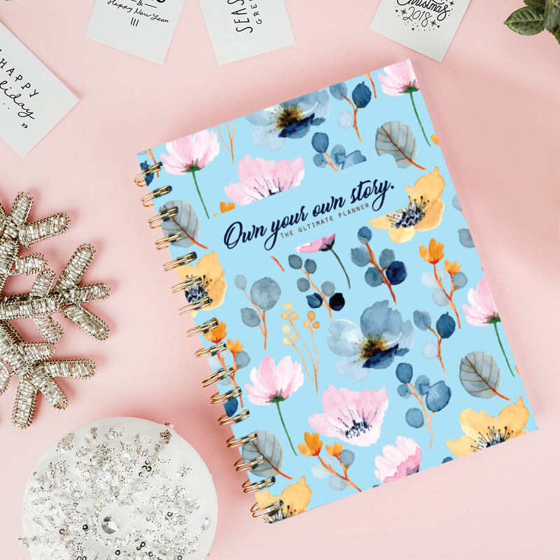 2021 Planner - Own Your Story