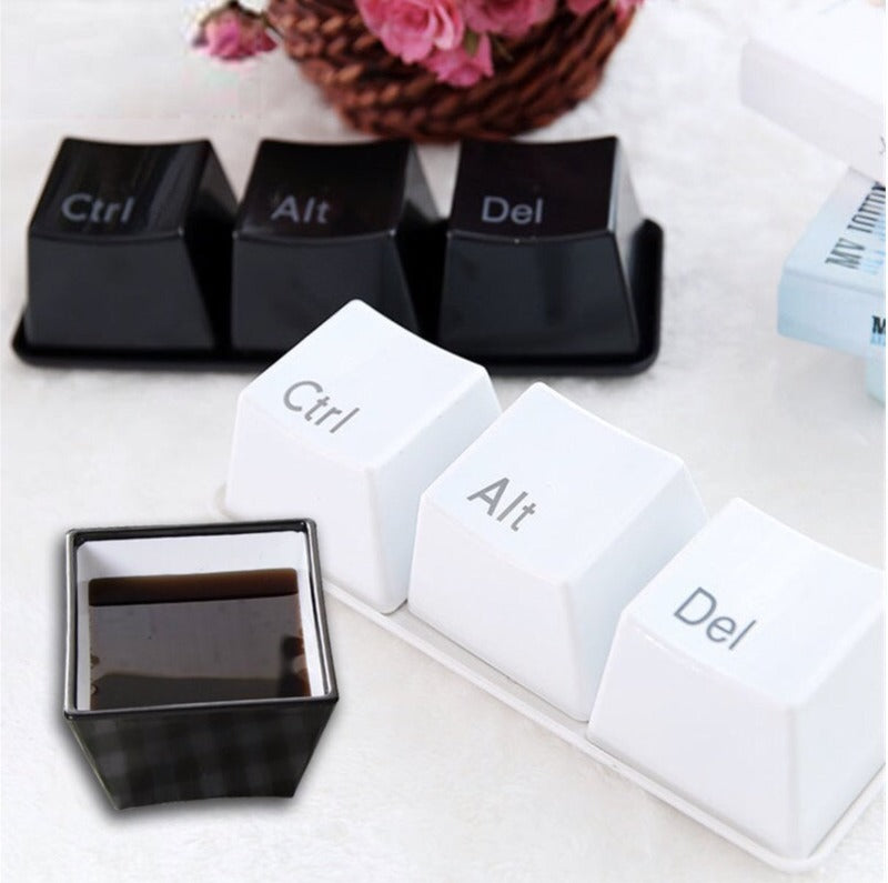 Ctrl Alt Del Serving Set