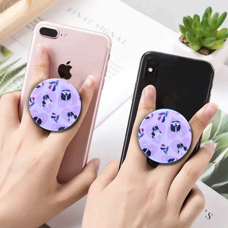 Puppy Pop Socket