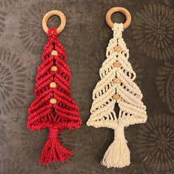 Macrame Christmas Tree