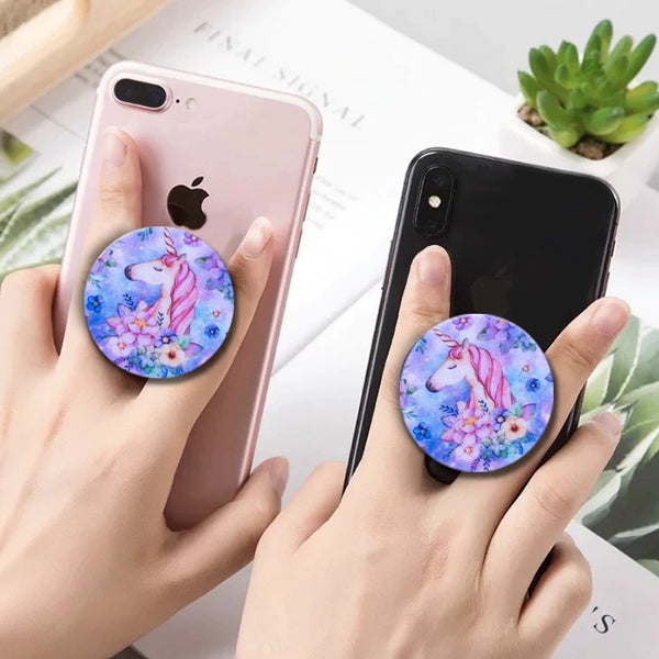 Unicorn Pop Socket