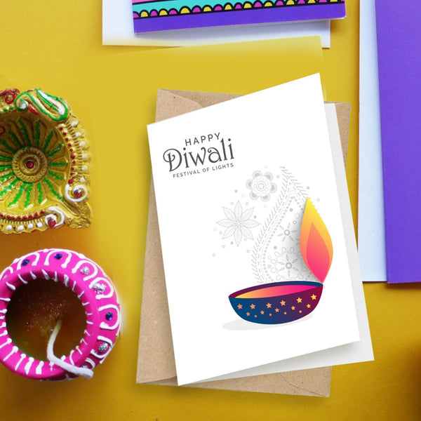 Diwali - Greeting Card
