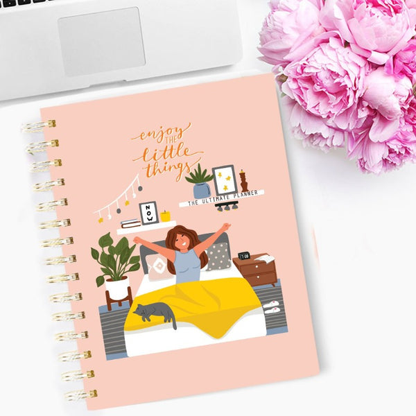 2021 Planner - Enjoy The Little Things